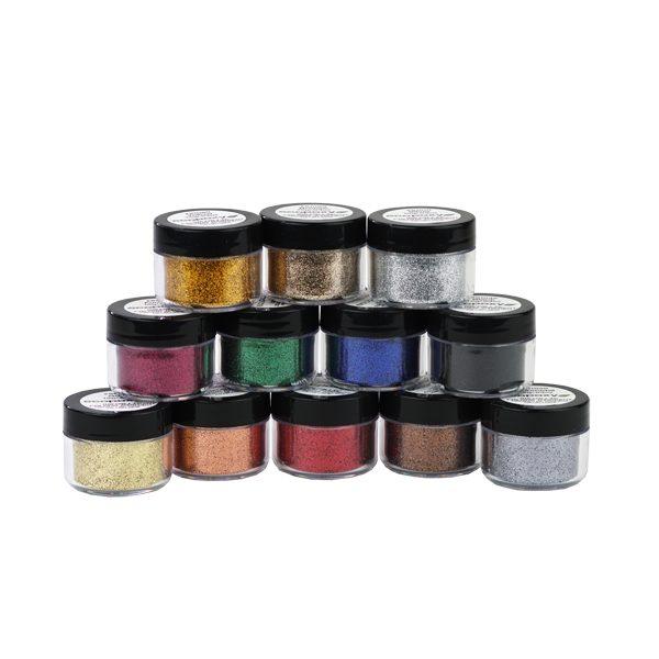 Ecopoxy Glitters range