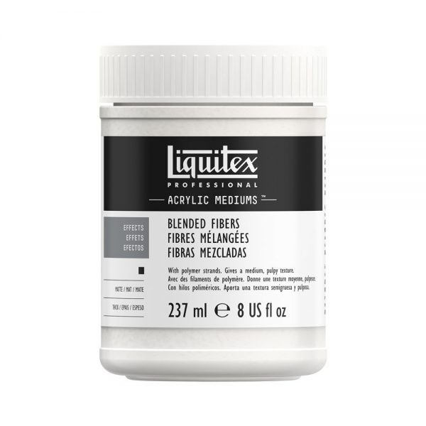 Liquitex Fibres mélangées moyennes 6708